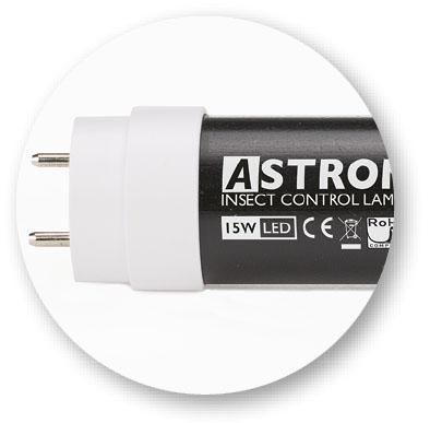 Astron 15W LED - 11W power consumption - i-trap 30 LED